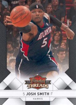 2009-10 Panini Threads #64 Josh Smith