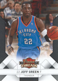 2009-10 Panini Threads #65 Jeff Green