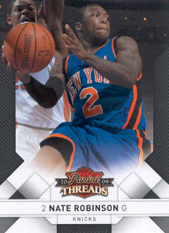 2009-10 Panini Threads #66 Nate Robinson