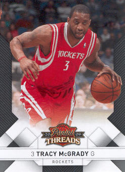 2009-10 Panini Threads #68 Tracy McGrady