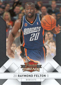 2009-10 Panini Threads #69 Raymond Felton