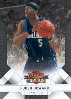2009-10 Panini Threads #70 Josh Howard