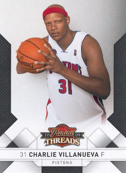 2009-10 Panini Threads #71 Charlie Villanueva