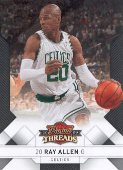 2009-10 Panini Threads #73 Ray Allen