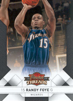2009-10 Panini Threads #82 Randy Foye