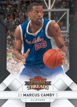 2009-10 Panini Threads #84 Marcus Camby