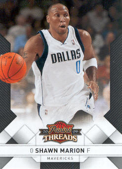 2009-10 Panini Threads #85 Shawn Marion