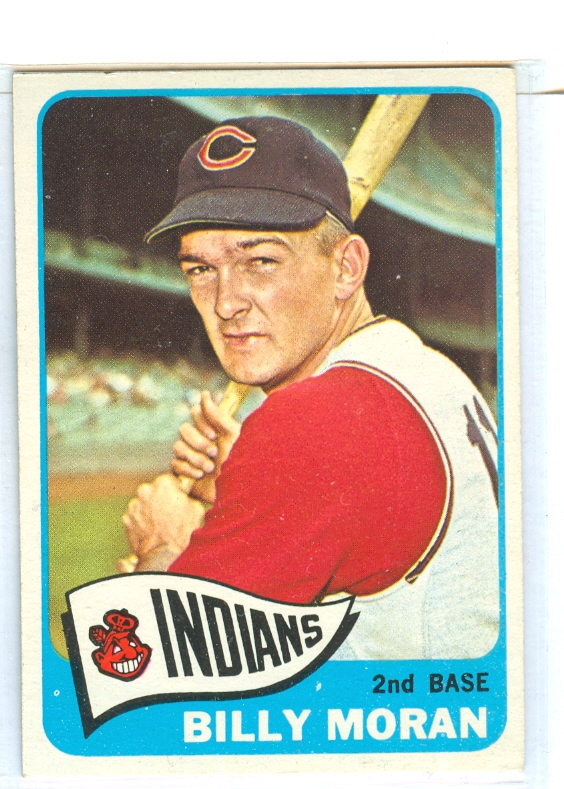 1965 Topps #562 Billy Moran