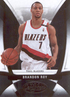 2009-10 Certified #38 Brandon Roy
