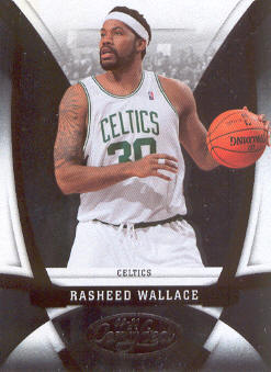 2009-10 Certified #81 Rasheed Wallace