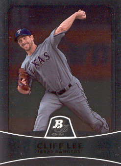 2010 Bowman Platinum #63 Cliff Lee