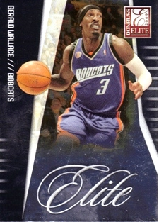 2009-10 Donruss Elite Series #3 Gerald Wallace