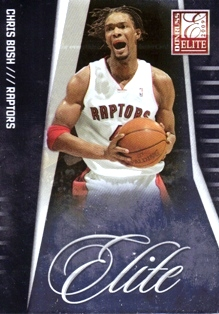 2009-10 Donruss Elite Series #28 Chris Bosh