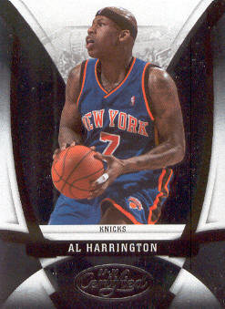 2009-10 Certified #87 Al Harrington