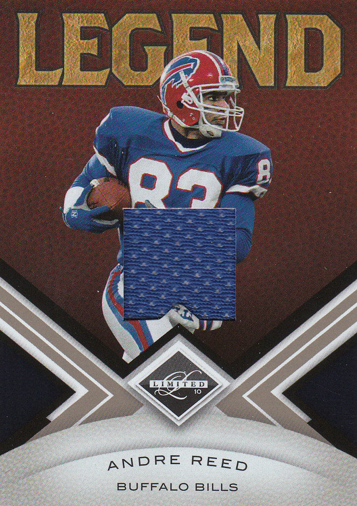 2010 Limited Threads #103 Andre Reed/199