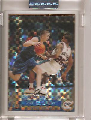 2003-04 Topps Chrome X-Fractors #145 Steve Blake