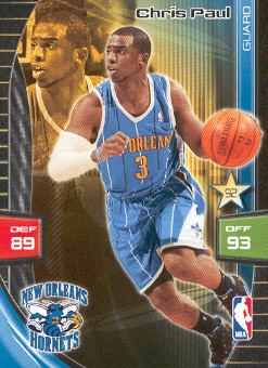 2009-10 Adrenalyn XL #221 Chris Paul