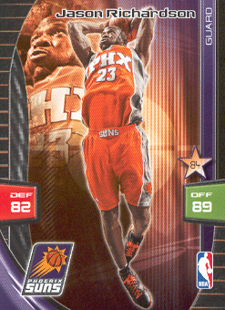 2009-10 Adrenalyn XL #239 Jason Richardson