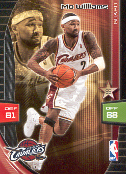 2009-10 Adrenalyn XL #291 Mo Williams