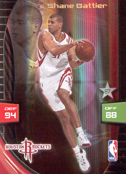 2009-10 Adrenalyn XL Special #6 Shane Battier