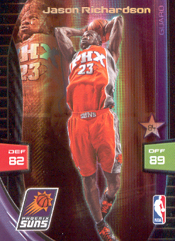 2009-10 Adrenalyn XL Special #47 Jason Richardson