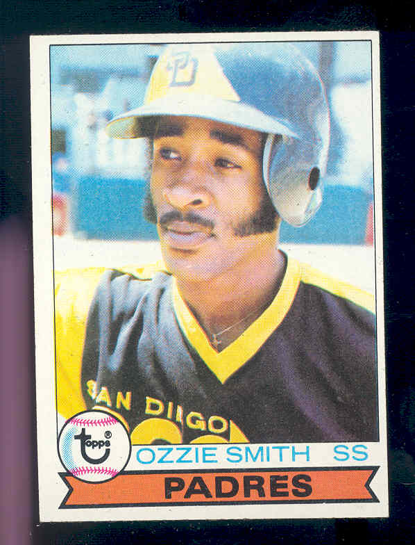 1979 Topps #116 Ozzie Smith rc Rookie card NM-MT (02)