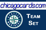 2011 Topps Series 1 Seattle Mariners 11-Card Team Set + 2 Topps Town