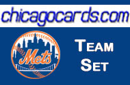 2011 Topps Series 1 New York Mets 11-Card Team Set + 2 Topps Town