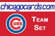 2011 Topps Series 1 Chicago Cubs 11-Card Team Set + 1 Topps Town
