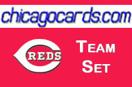 2011 Topps Series 1 Cincinnati Reds 13-Card Team Set + 2 Topps Town