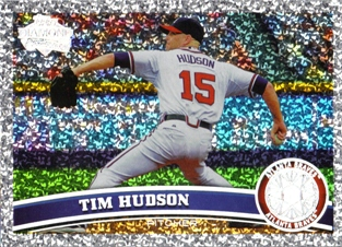 2011 Topps Diamond Anniversary #77 Tim Hudson