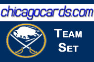 Buffalo Sabres 2010-11 Score 16-card Team Set