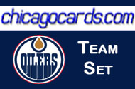 Edmonton Oilers 2010-11 Score 16-card Team Set with Rookies