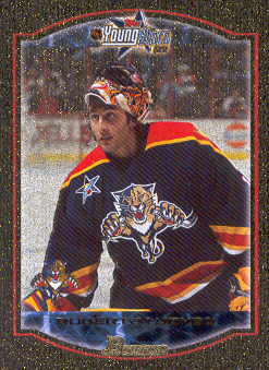 2002-03 Bowman YoungStars Gold #25 Roberto Luongo