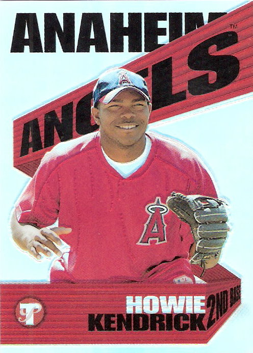 2004 Topps Pristine Refractors #126 Howie Kendrick U