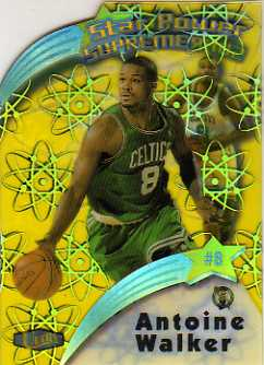 1997-98 Ultra Star Power Supreme #SPS13 Antoine Walker