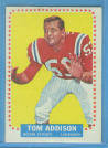 1964 Topps #1 Tommy Addison SP