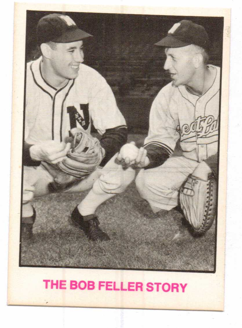 Bob Feller Story #3 (NTS Uniform)