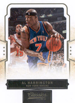 2009-10 Classics #8 Al Harrington