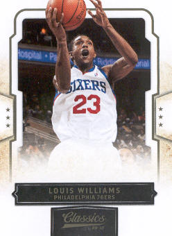 2009-10 Classics #12 Louis Williams