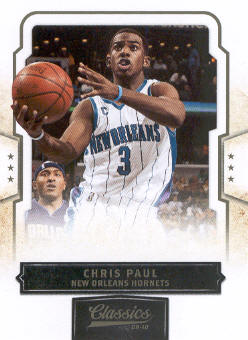 2009-10 Classics #28 Chris Paul