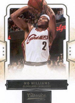 2009-10 Classics #39 Mo Williams
