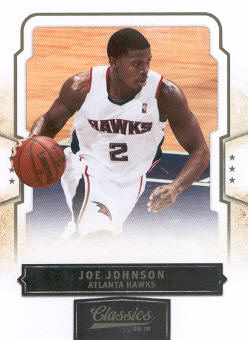 2009-10 Classics #67 Joe Johnson