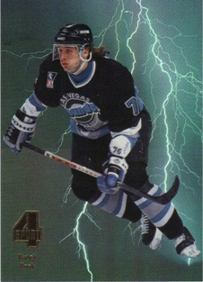 1994 Classic Four Sport High Voltage #HV12 Radek Bonk SP