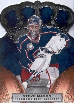 2010-11 Crown Royale #29 Steve Mason