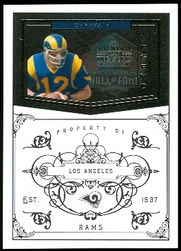 2010 Playoff National Treasures #194 Joe Namath