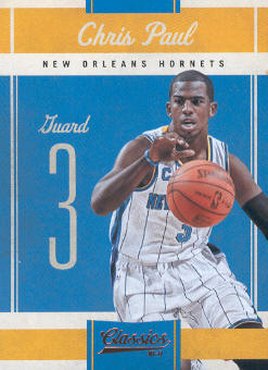 2010-11 Classics #8 Chris Paul