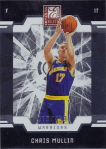 2009-10 Donruss Elite #122 Chris Mullin