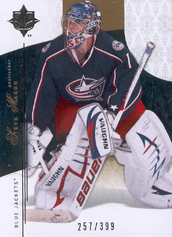 2009-10 Ultimate Collection #41 Steve Mason