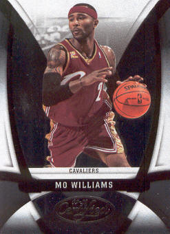 2009-10 Certified #108 Mo Williams